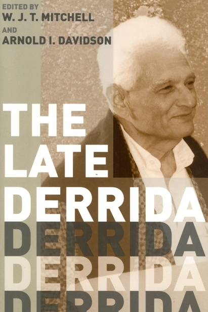 The Late Derrida cover