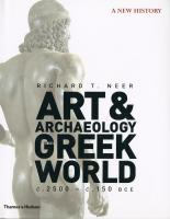 Art and Archaeology cover