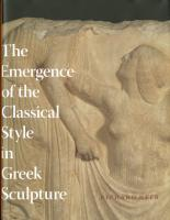 Emergence of Classical Style cover
