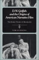 DW Griffith cover