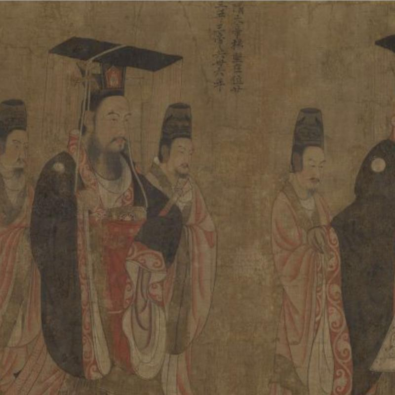 Digital Scrolling Paintings
