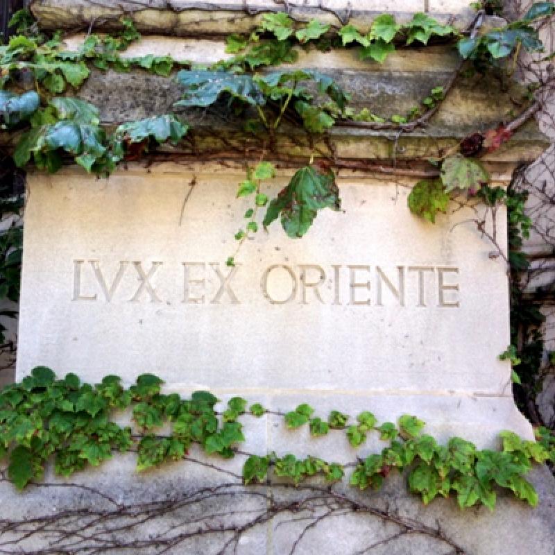 LUX EX ORIENTE