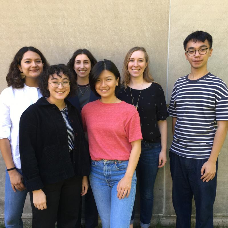 19-20 PhD Cohort