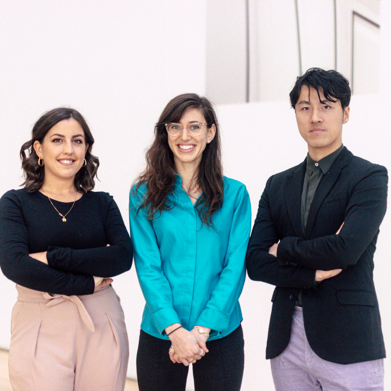 2019–20 UChicago AIC COSI Fellows and Rhoades Curatorial Intern