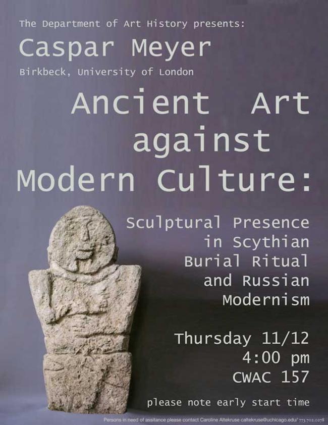 Caspar Meyer Poster