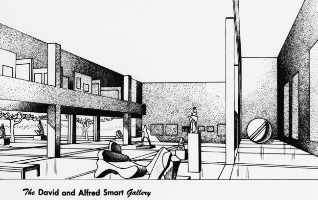 Smart gallery sketch