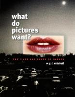What do pictures want cover