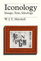 Iconology Cover
