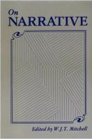 On Narrative Cover