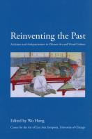 Reinventing the Past cover
