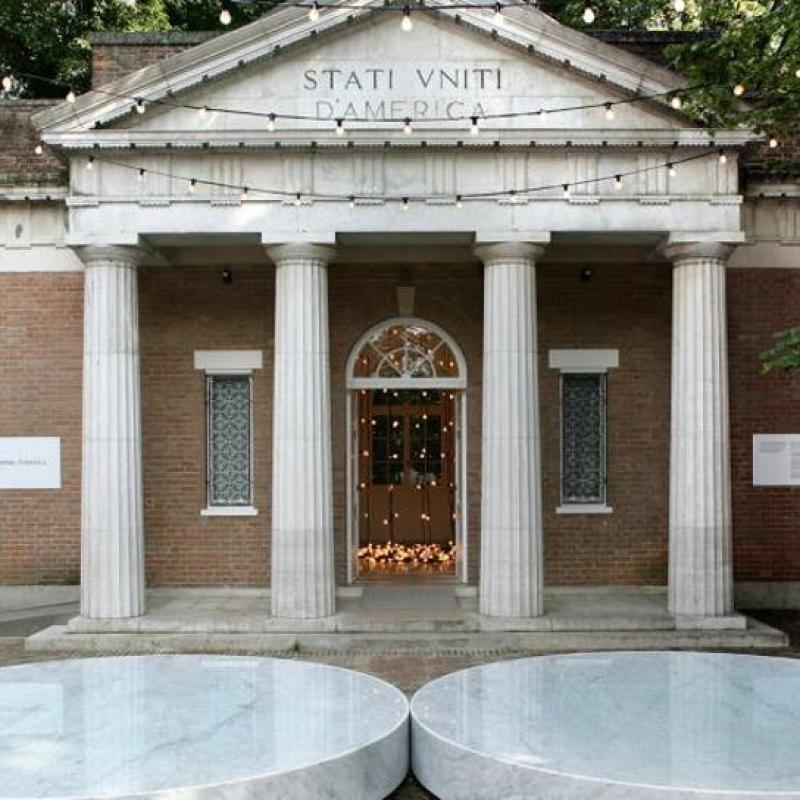 US Pavilion at Venice Biennale