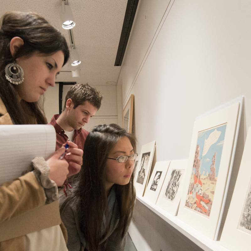 Smart Museum of Art establishes Feitler Center for Academic Inquiry
