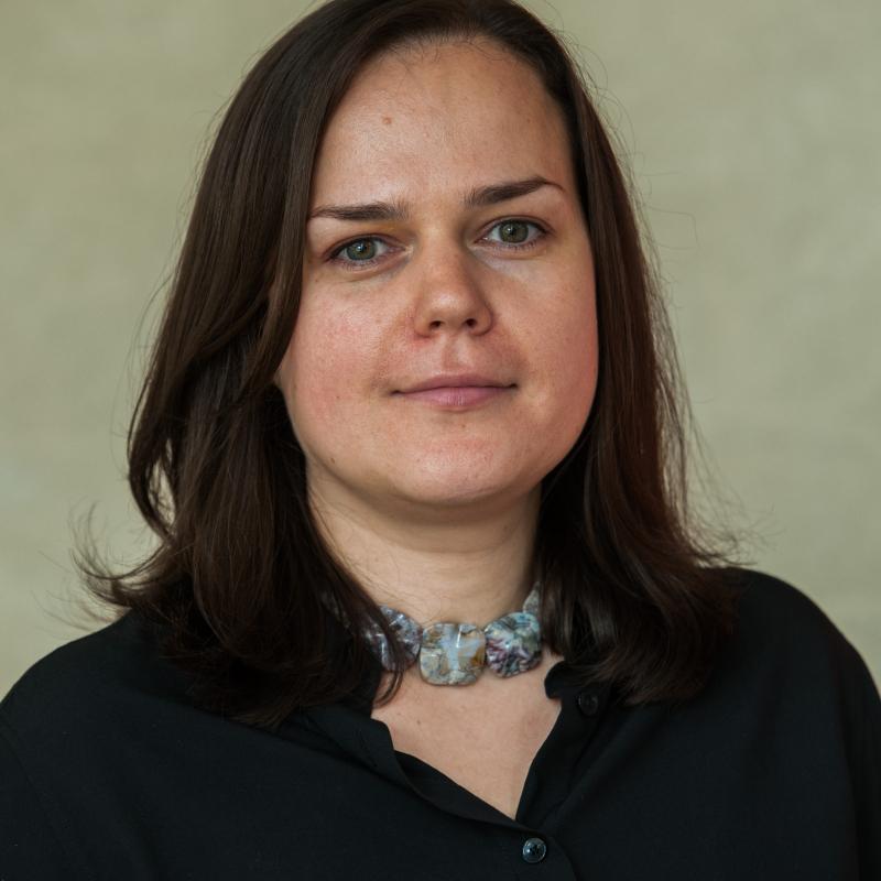 Tatsiana Zhurauliova