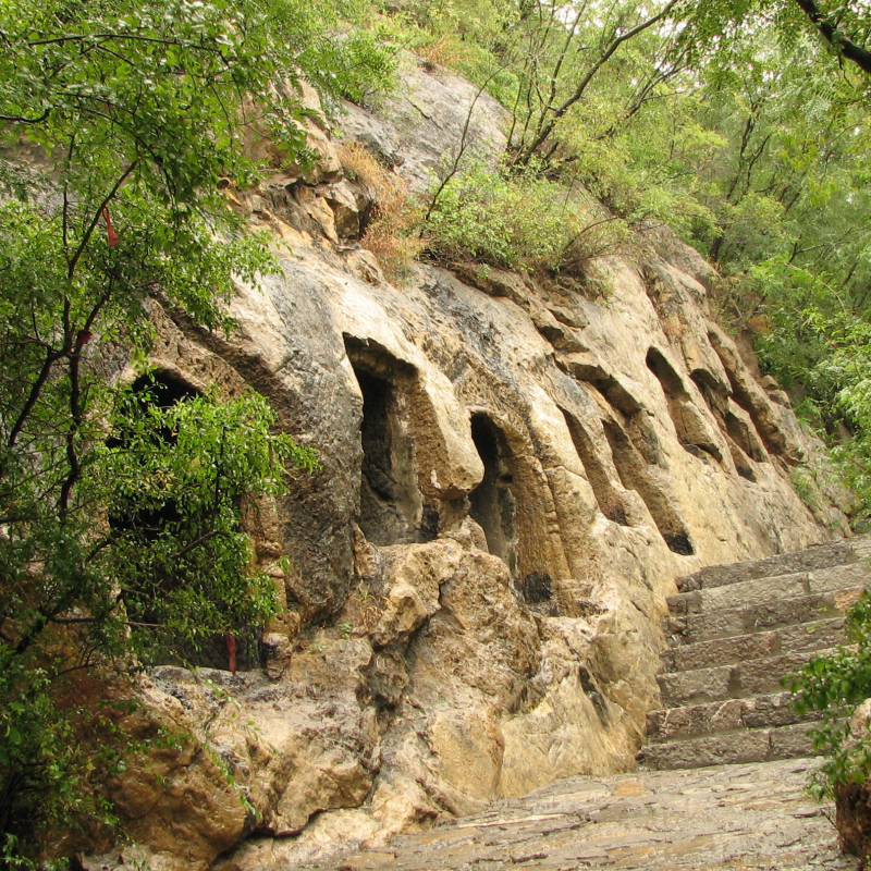 Xiangtangshan Caves Project