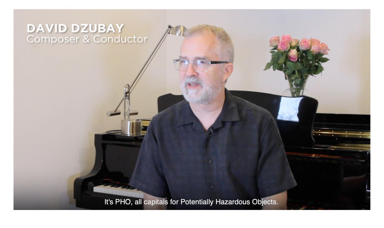 David Dzubay in interview with CCCC