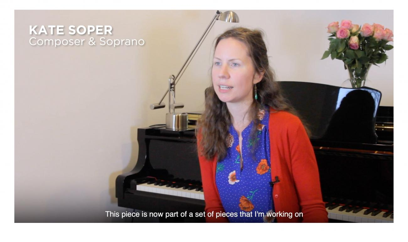 Kate Soper in interview with CCCC