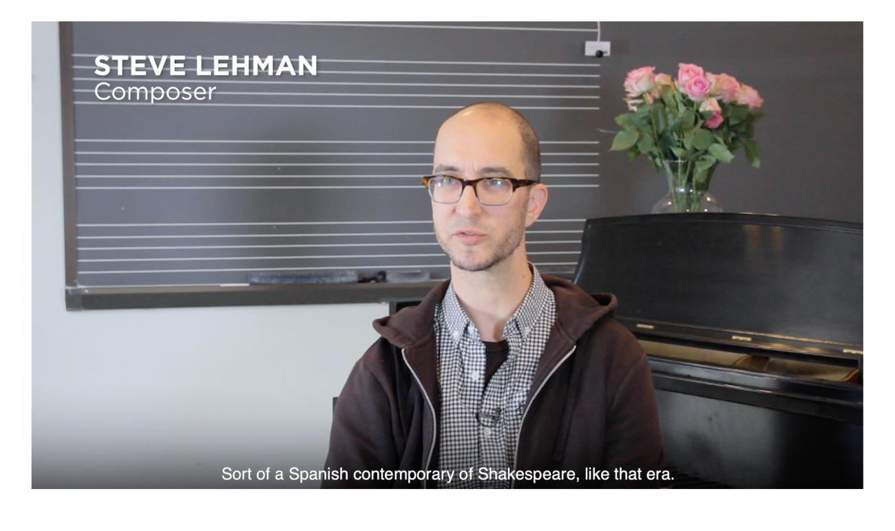 Steve Lehman in interview with CCCC