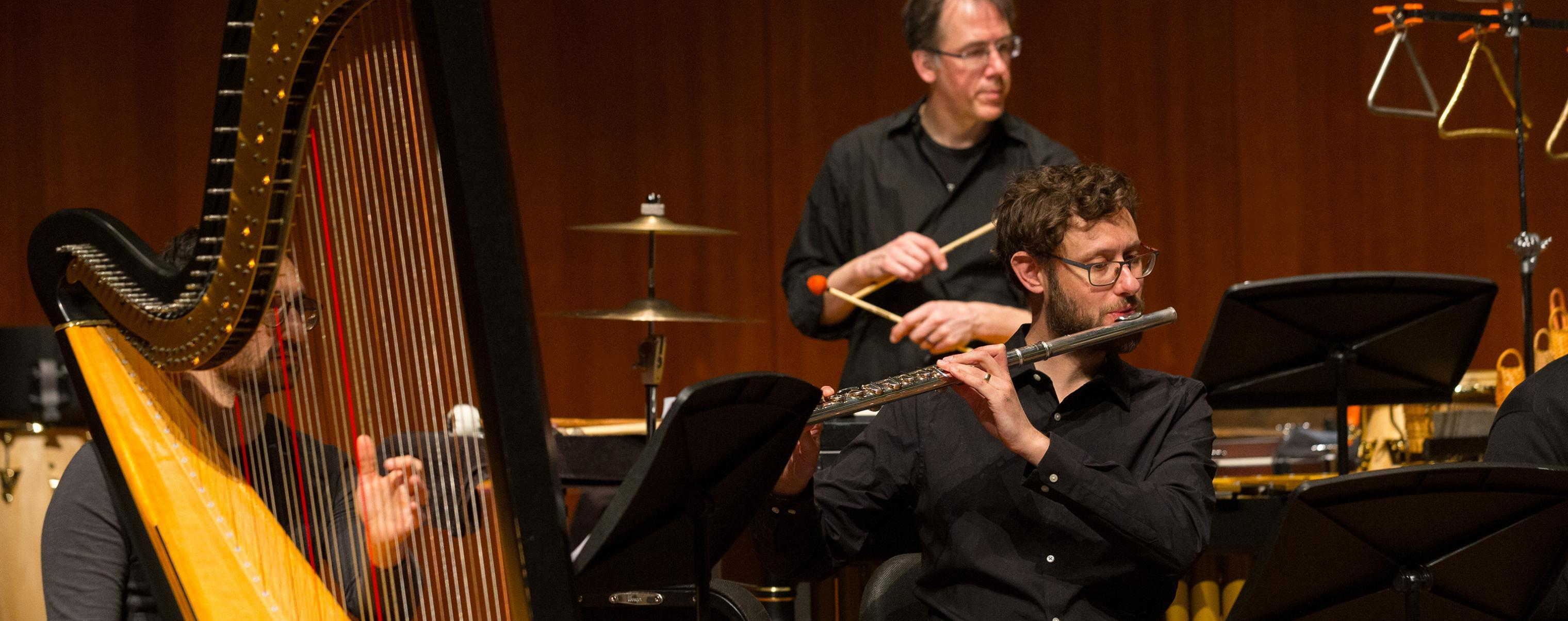 """""""some of the best contemporary players in the city""""  –Chicago Reader"""
