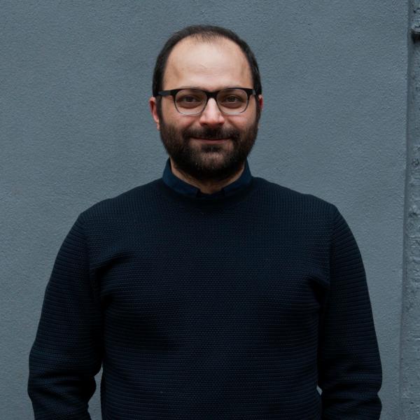 Ashkan Behzadi headshot
