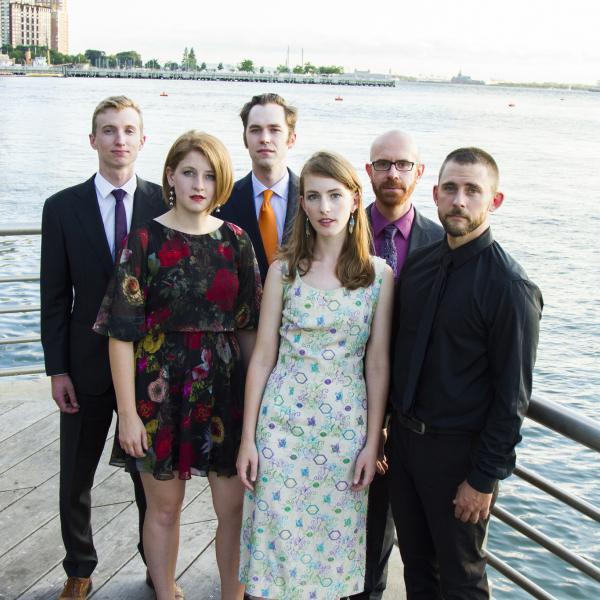 Ekmeles Ensemble members