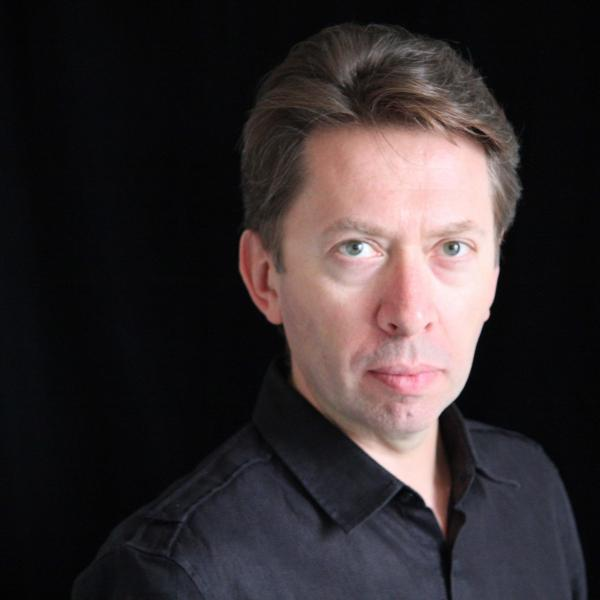 Frederic Durieux Headshot