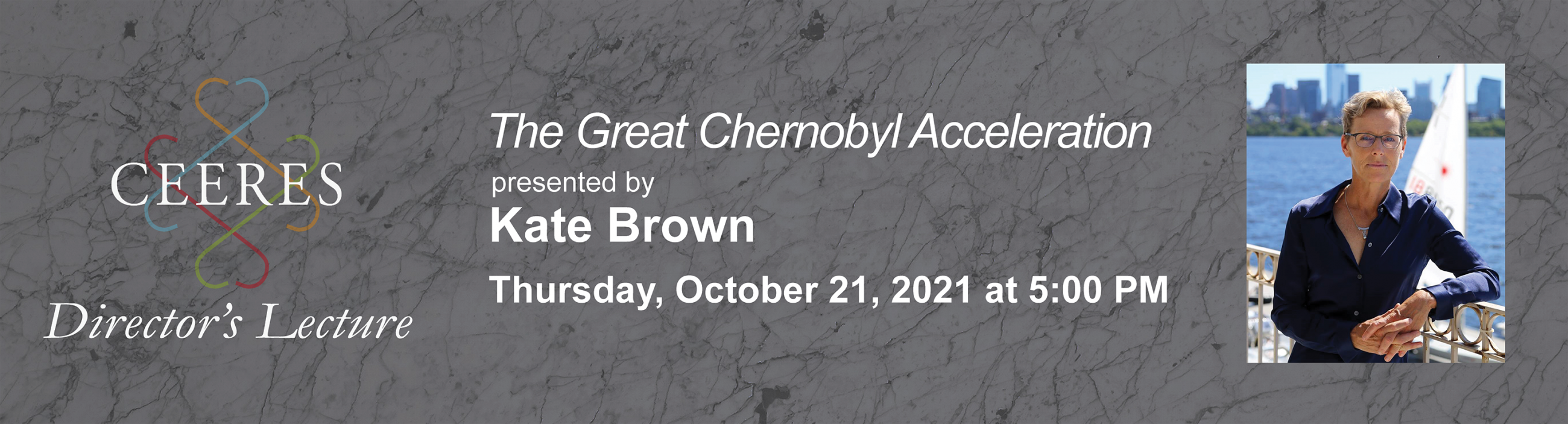 Kate Brown The Great Chernobyl Acceleration