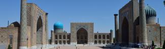 Registan, Samarkand, Uzbekistan, Henrik Berger Jørgensen.
