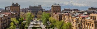 Cafesjian Museum of Art, Yerevan, Armenia, Serouj Ourishian, 2014.