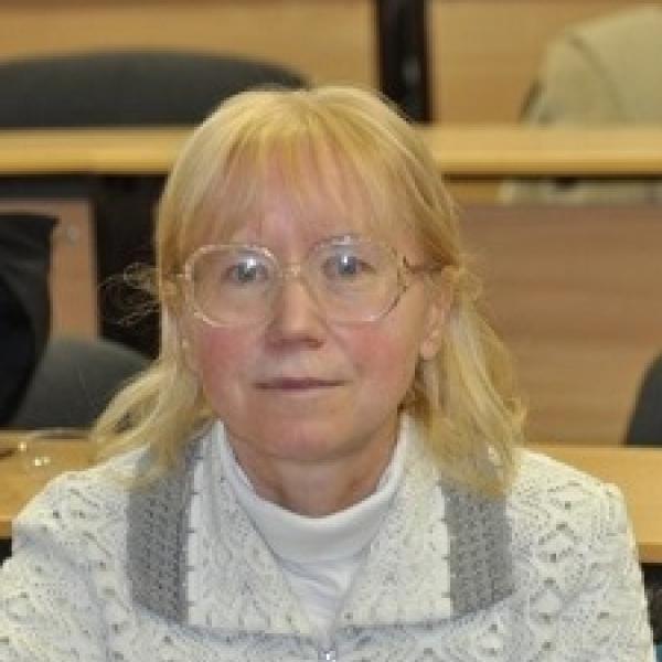 Natalia Gavrilova image