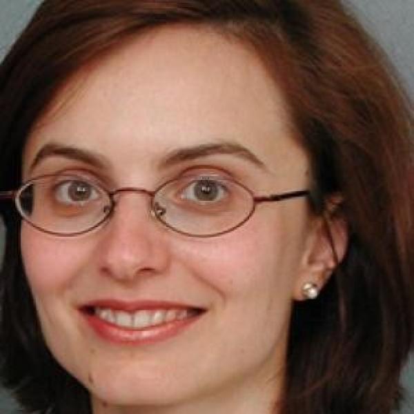 Head shot of Angelina Ilieva