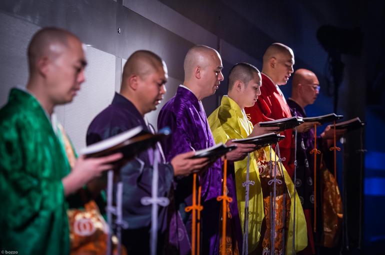 Concert Stream – Shomyo: Buddhist Ritual Chant – Moonlight Mantra