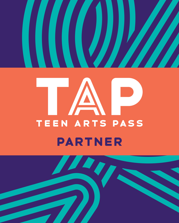 Teen Arts Pass Partner
