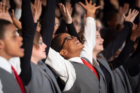 Hyde Park Chicago Children's Choir