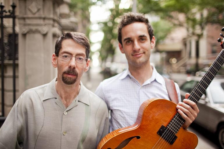 Julian Lage and Fred Hersch