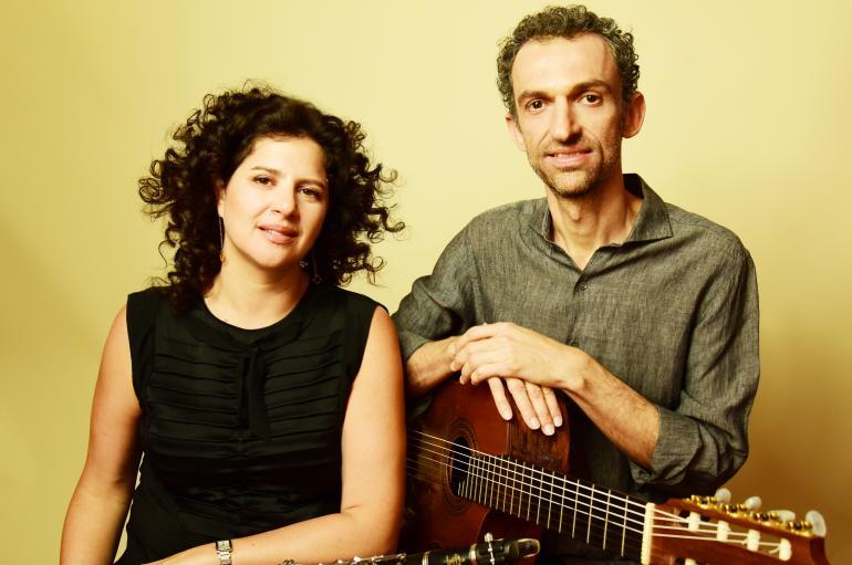 Anat Cohen and Marcello Gonçalves