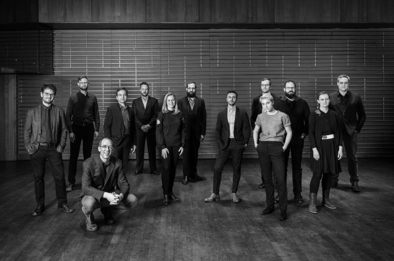 Grossman Ensemble Black and White