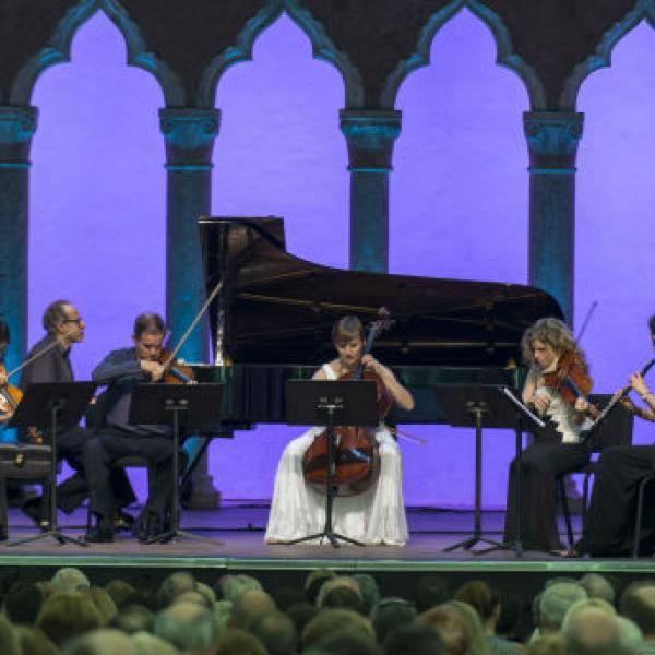 Music From Copland House
