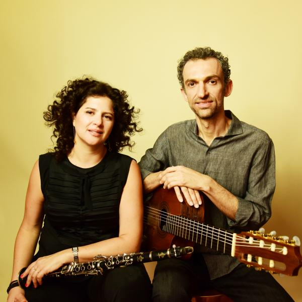 Anat Cohen and Marcello Gonçalves
