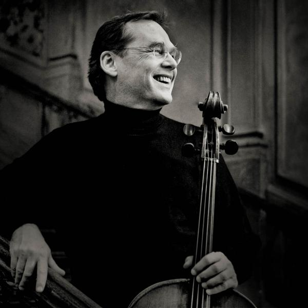 Christoph Richter with cello