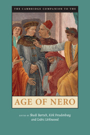 Cambridge Companion to Age of Nero