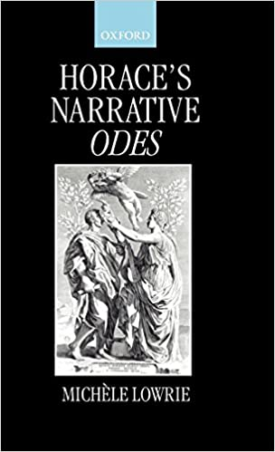 Horace's Narrative Odes