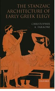 The Stanzic Architecture of Early Greek Elegy