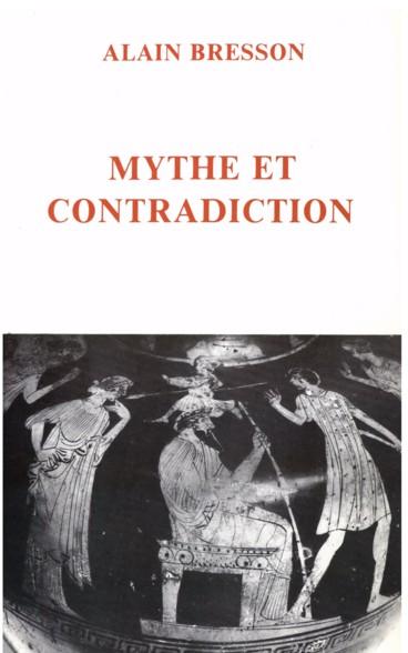 Mythe et contradiction. Analyse de la VIIe Olympique de Pindare