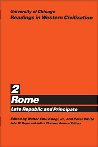 Rome: Late Republic and Principate