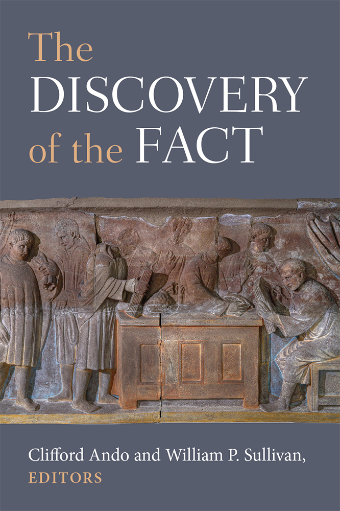 Discovery of the Fact book cover