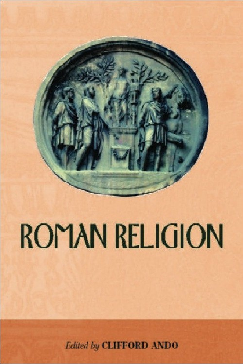 Roman Religion book cover