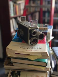 Brownie 8mm Movie Camera - Traci Verleyen
