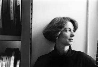 Miriam Hansen - Informal 4; UChicago Photo Archive