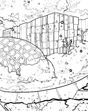 Mansueto coloring page download