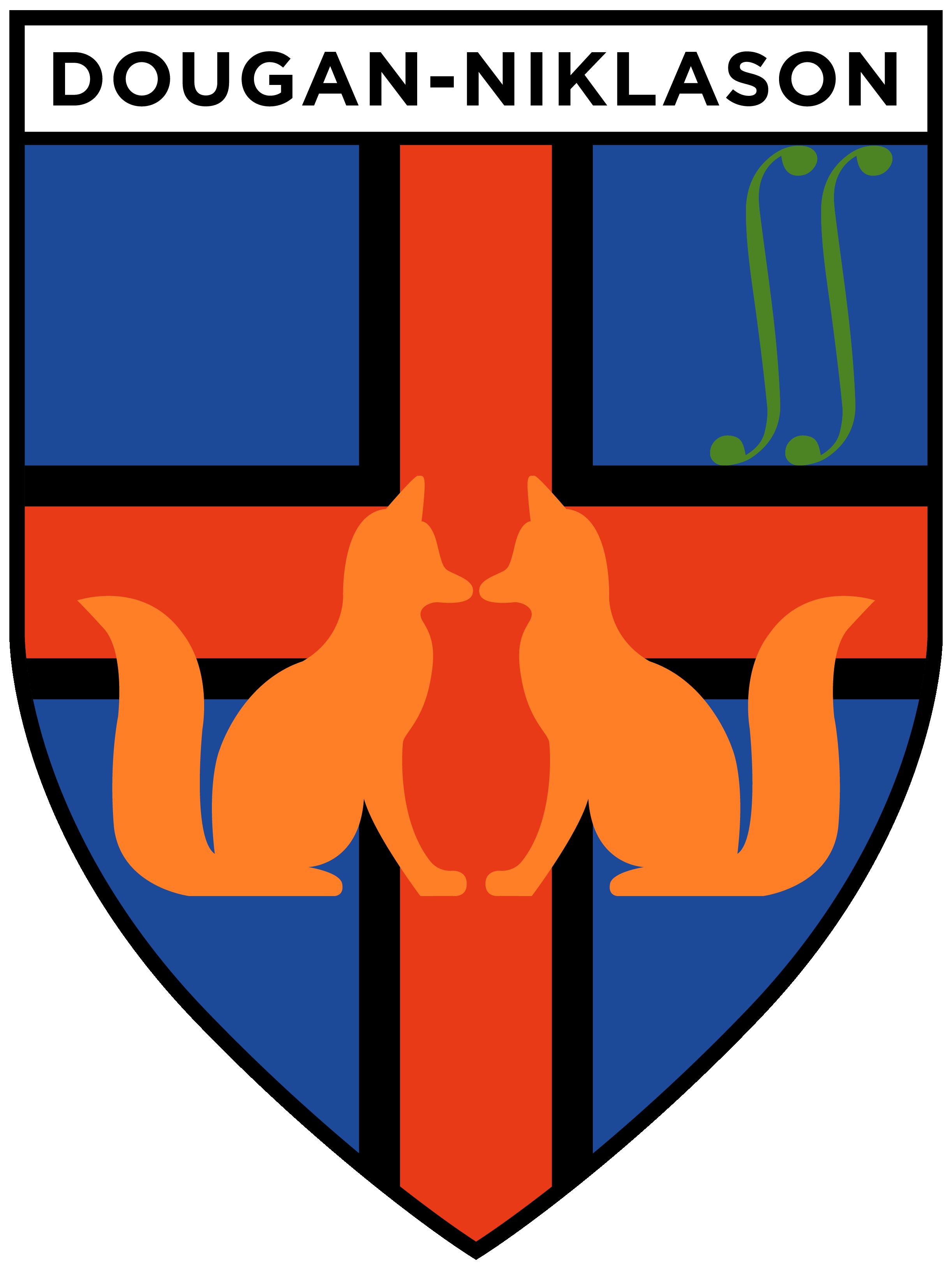 Dougan-Niklason House Shield
